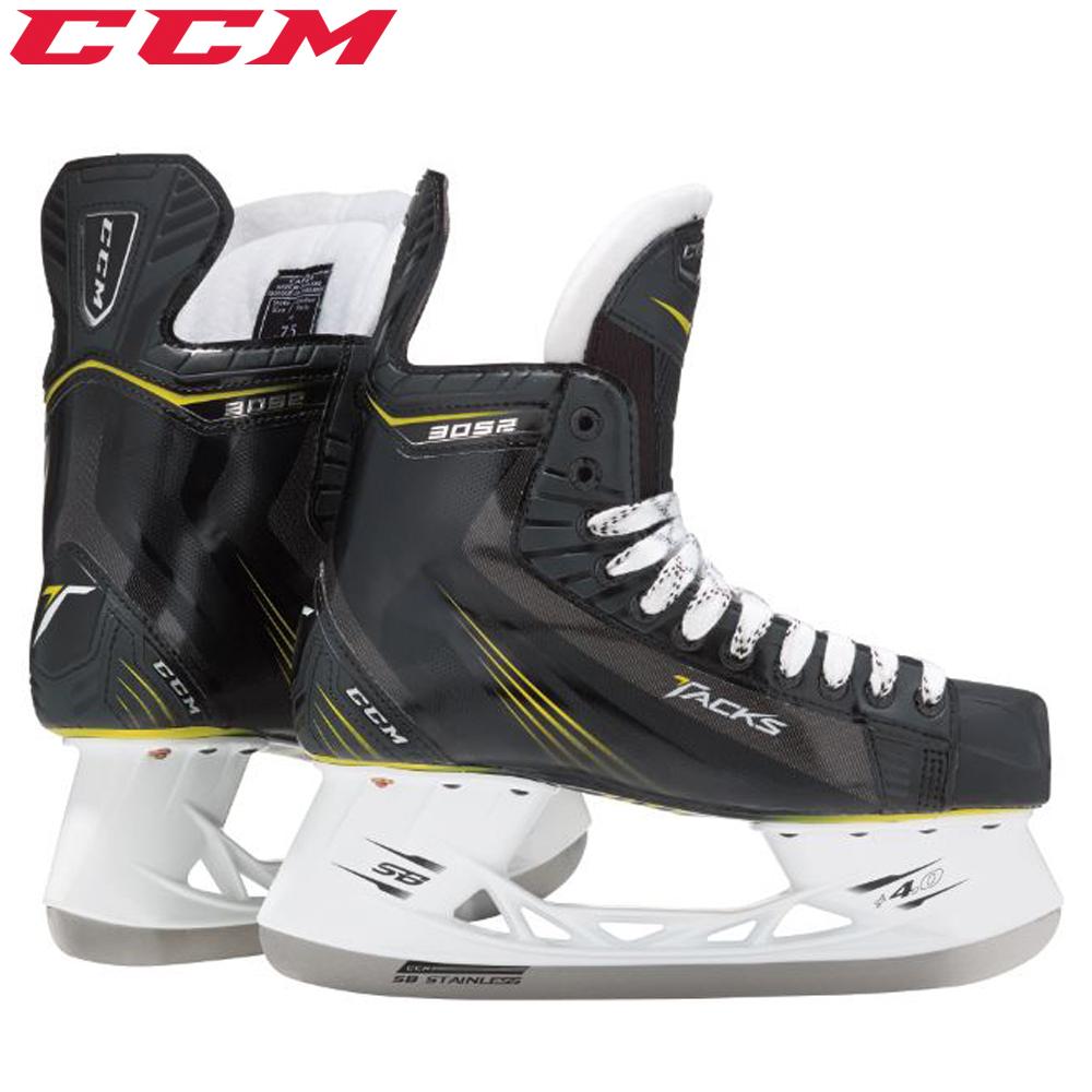 382fb32cc50 CCM Tacks 3052 Hockey Skate- Jr