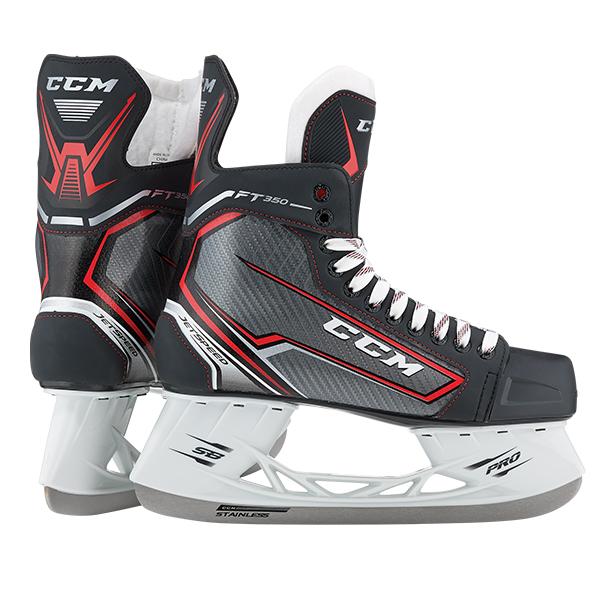 CCM Jetspeed FT350 Hockey Skate- Jr