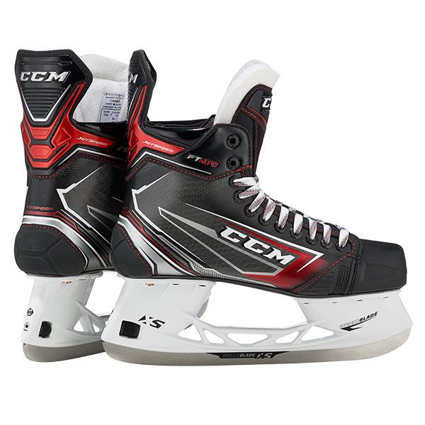 CCM Jetspeed FT470 Hockey Skate- Sr