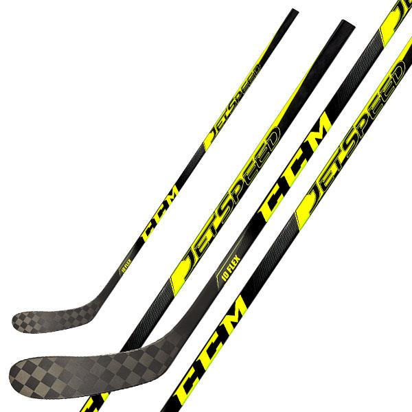 CCM Jetspeed 20 Flex Hockey Stick- Yth V.02