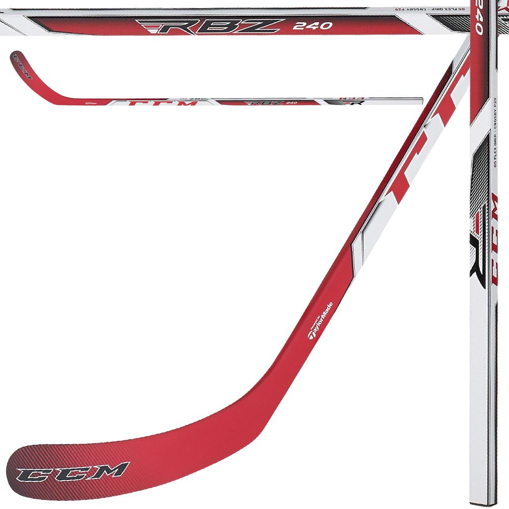 e51be2580b0 CCM RBZ 240 Grip Hockey Stick- Int