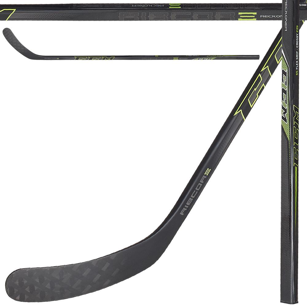 f63bd2059ba CCM RibCor Reckoner Grip Hockey Stick- Jr