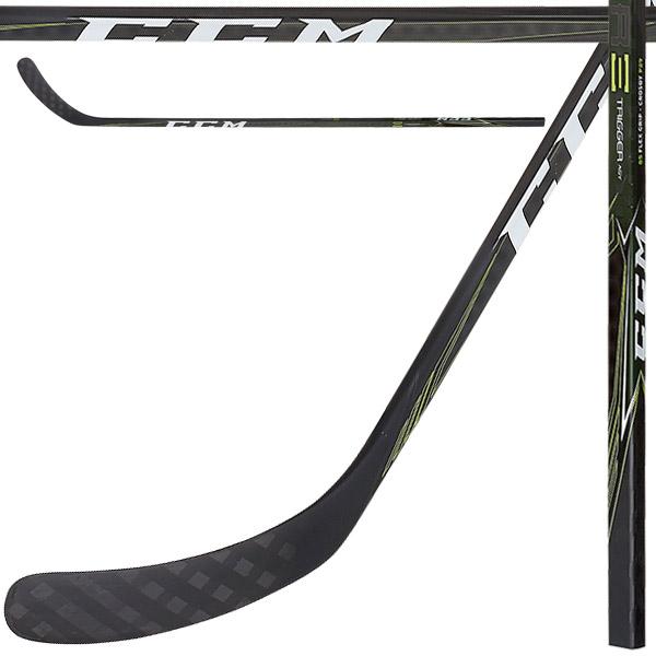 syksyn kengät edulliseen hintaan uusi saapuu CCM Ribcor Trigger ASY Composite Hockey Stick- Int