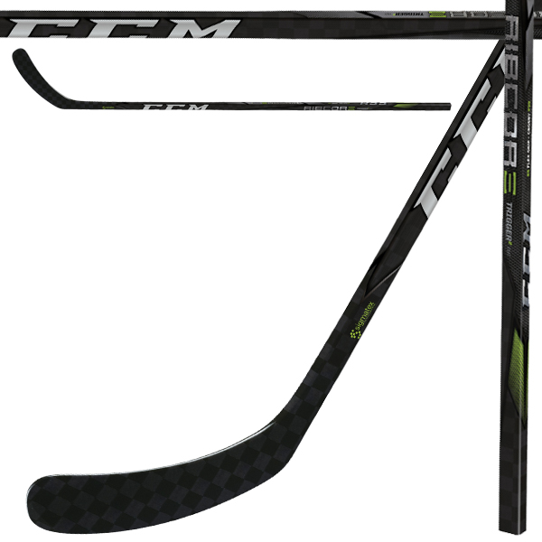 todella mukava erilaisia värejä säästää CCM Ribcor Trigger 2 Hockey Stick- Int