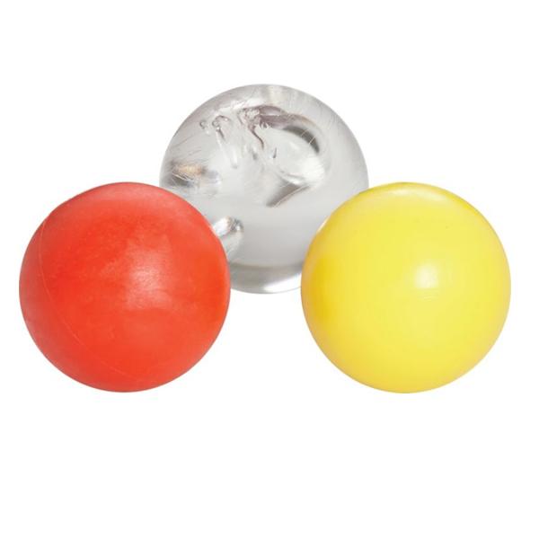 CCM Stickhandling 3 Ball Set w/Ice Ball