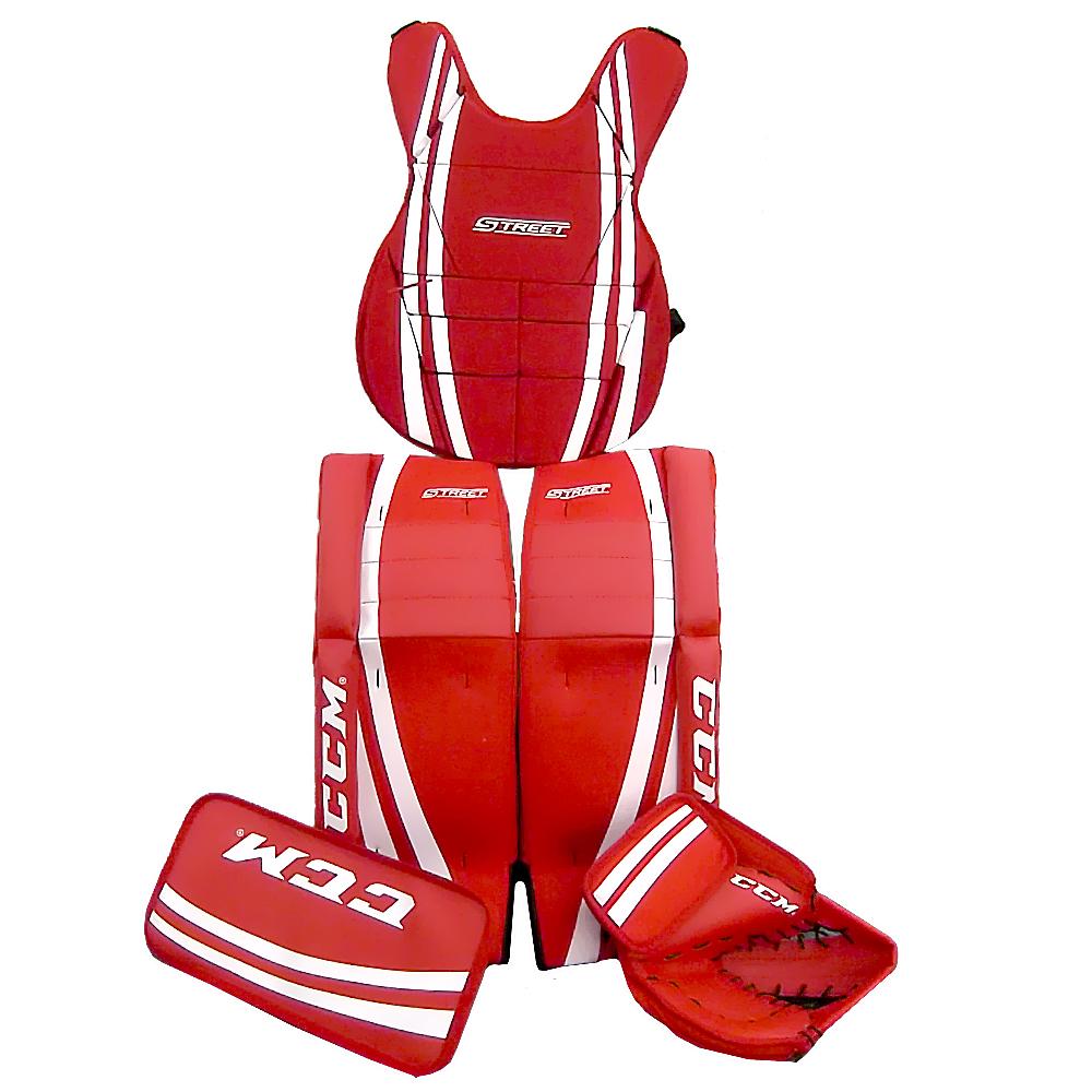CCM Street Goalie Kit-Jr