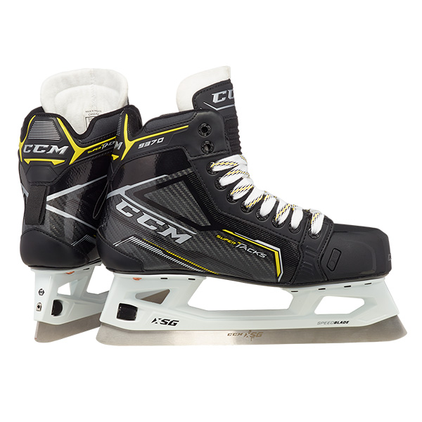 CCM Super Tacks 9370 Goal Skate- Jr