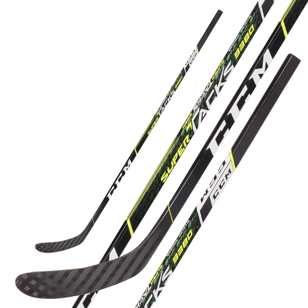CCM Super Tacks 9380 Hockey Stick- Jr