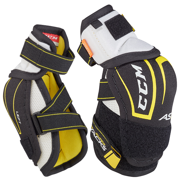 CCM Super Tacks AS1 Elbow Pads- Jr