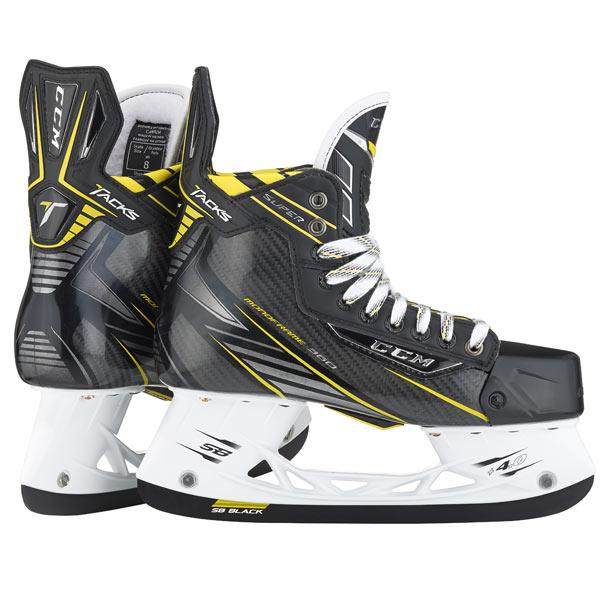 CCM Super Tacks Hockey Skate – Jr