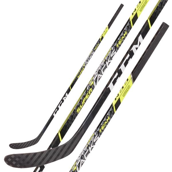CCM Super Tacks Team Hockey Stick- Int