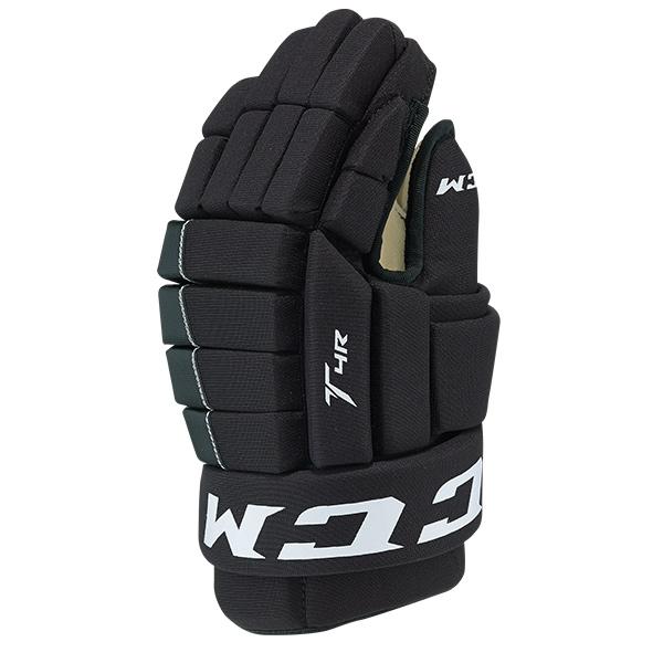 CCM Tacks 4R Hockey Gloves- Jr 17
