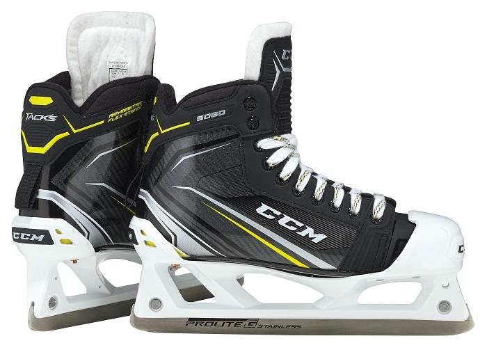CCM Tacks 9060 Goal Skate- Yth