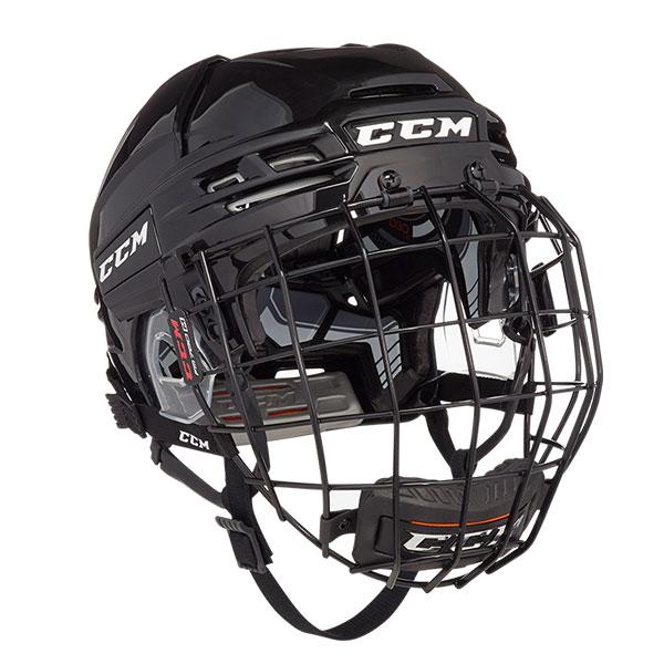 CCM Tacks 910 Helmet Combo- Sr