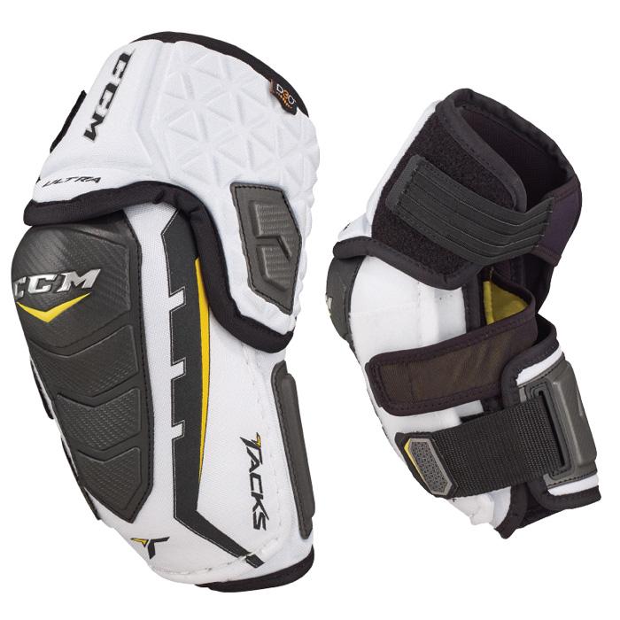 CCM Ultra Tacks Elbow Pads- Jr