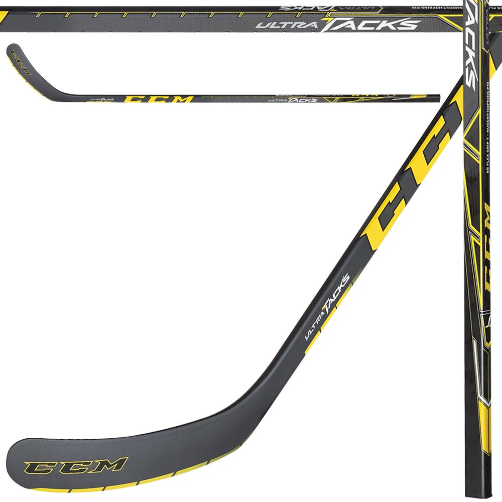 5bab3d771f7 CCM Ultra Tacks Grip Hockey Stick- Sr