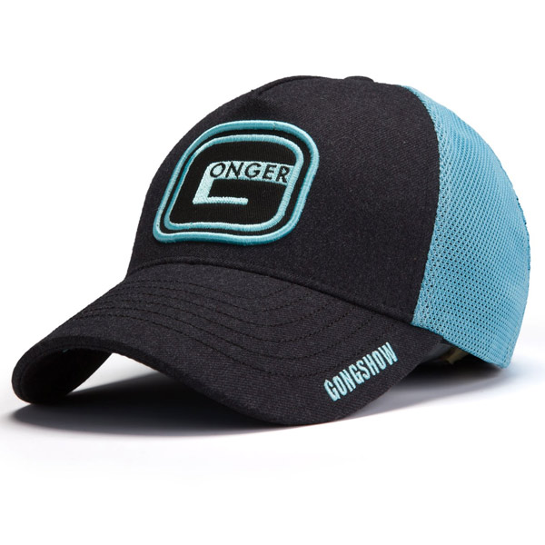 Gongshow Hats: Gongshow Nation Of Gong Adjustable Hat