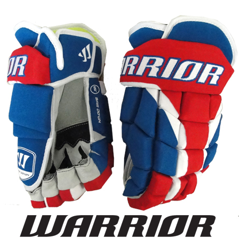 Warrior Hockey Gloves Warrior Bar Dow...