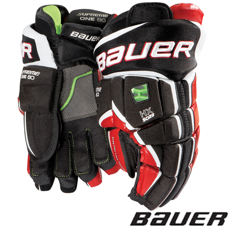 812a458f4e1 Bauer Supreme ONE80 Hockey Gloves- Jr