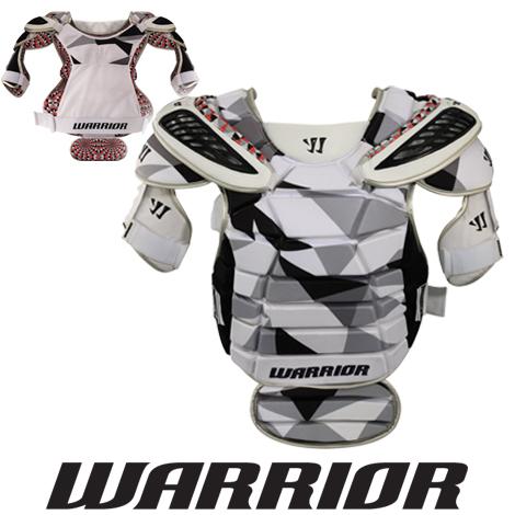 Warrior Lockdown Lacrosse Goalie Guard