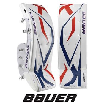 Bauer Supreme ONE100 Leg Pads- Sr