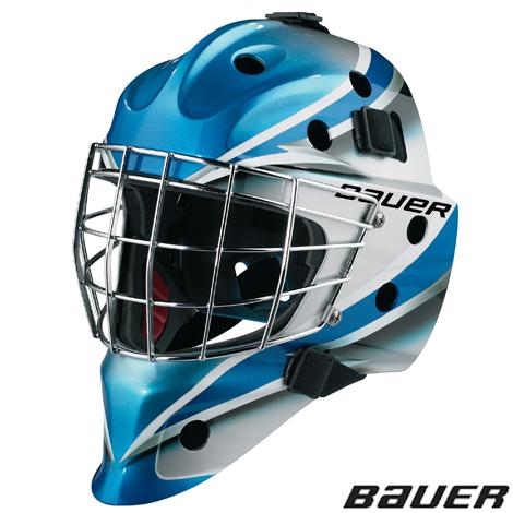 f5e2e06c123 Bauer NME 7 Painted Goal Mask- Sr