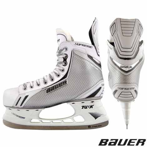 777f3ac431e BAUER Supreme ONE.6 LE Hockey Skate- Sr  12