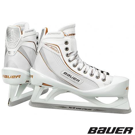 Bauer Supreme ONE80 LE Goal Skates- Sr