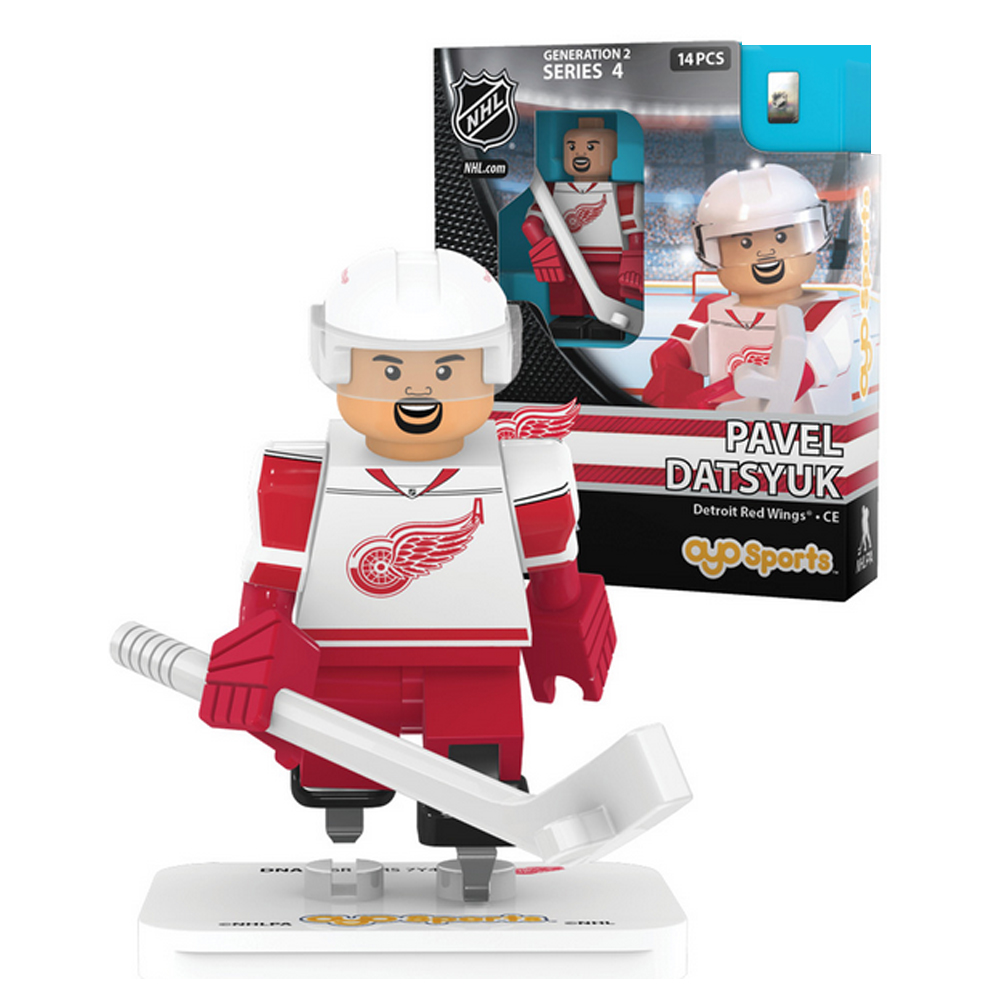 OYO Detroit Red Wings Player Generation 2 LE Lego