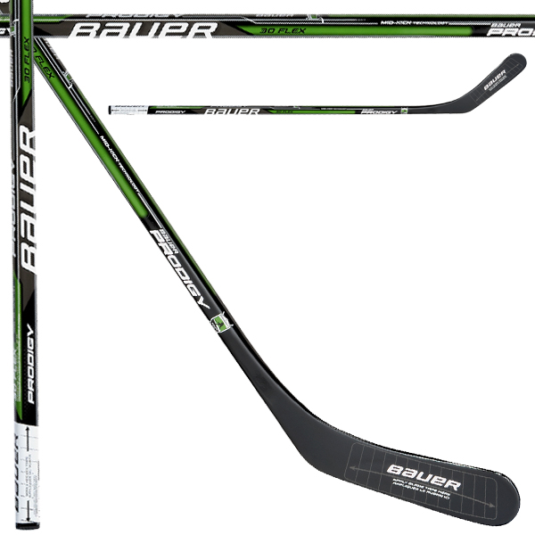 "BAUER Prodigy Composite Hockey Stick 42""-Yth '16"