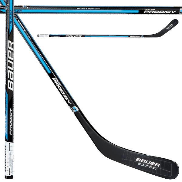 """BAUER Prodigy Composite Hockey Stick 50""""-Yth '16"""
