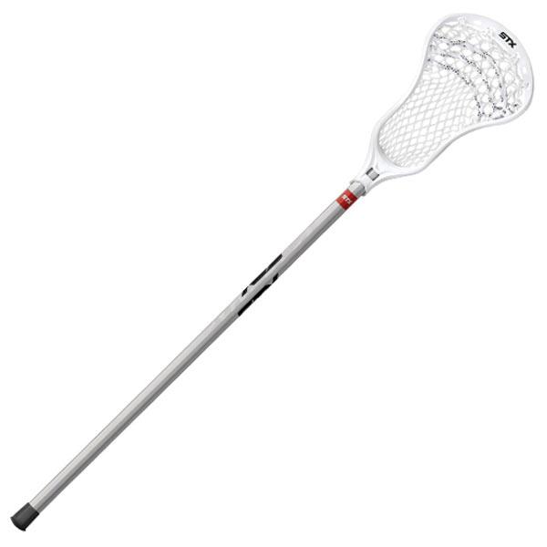 stx stallion u 550 complete lacrosse stick attack