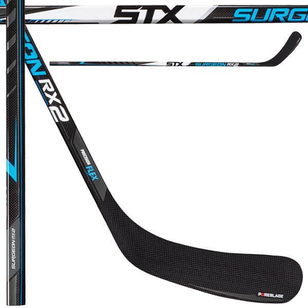 3ffeaf977d4 STX Surgeon RX2 Composite Hockey Stick – Sr