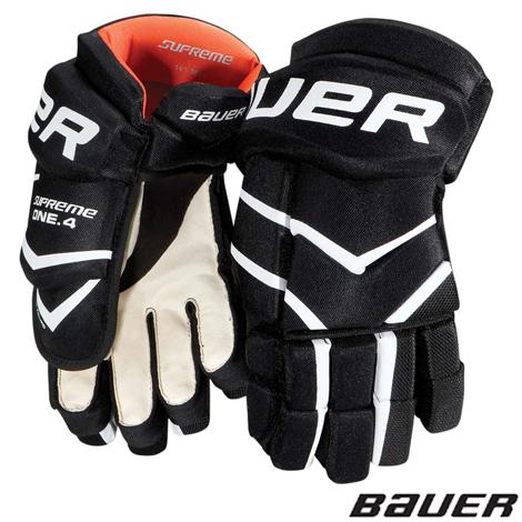 1453cad4073 BAUER Supreme ONE.4 Hockey Glove- Sr