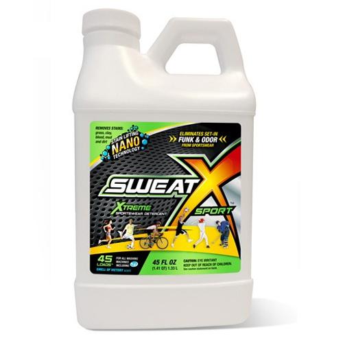 Sweat X Sport Laundry Detergent 45oz