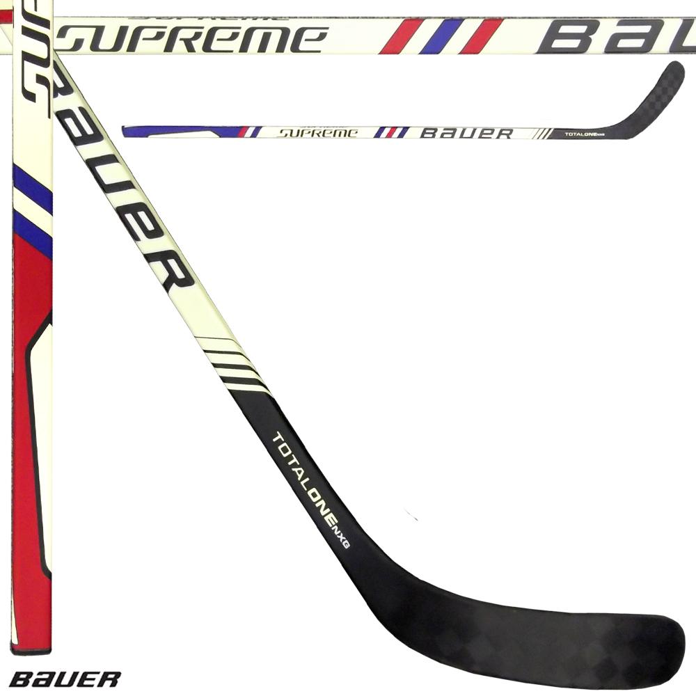 6555845d855 BAUER TotalOne NXG LE 2 Grip Hockey Stick- Jr