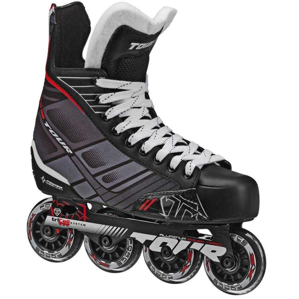 Tour 225 FISH BONELITE Inline Hockey Skate- Sr