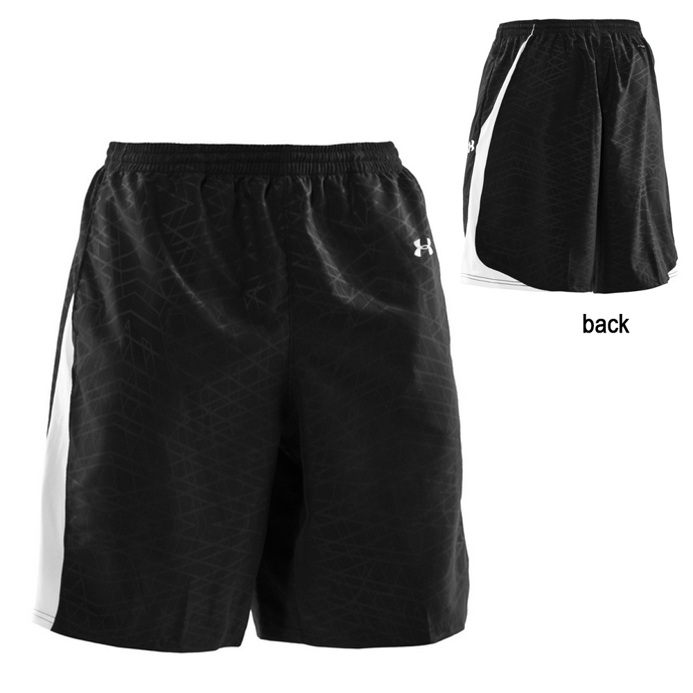 Under Armour Lacrosse Unity Short Black-White