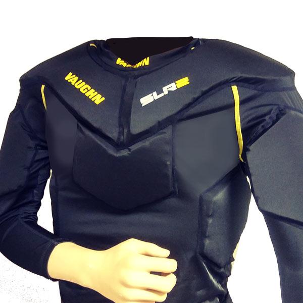 VAUGHN SLR2 Pro Padded Goalie Compression Shirt- Sr