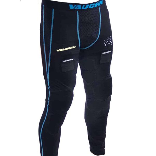 VAUGHN V9 Pro Padded Goalie Compression Pant- Sr