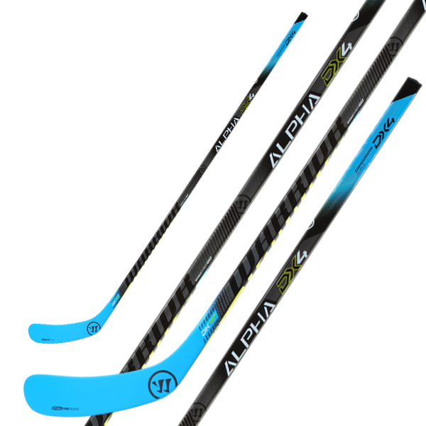 WARRIOR Alpha DX4 Grip Hockey Stick- Sr