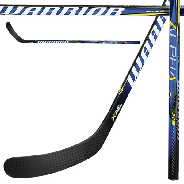 WARRIOR Alpha QX3 Grip Hockey Stick- Jr