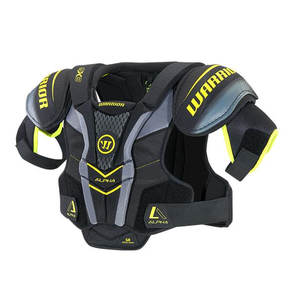 WARRIOR Alpha QX3 Shoulder Pad- Jr