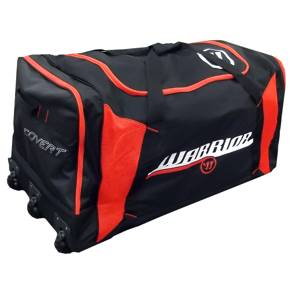 Warrior Covert Qr Wheeled Goal Bag