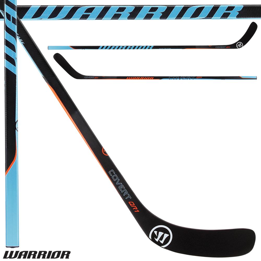 WARRIOR Covert QR1 Grip Hockey Stick- Jr