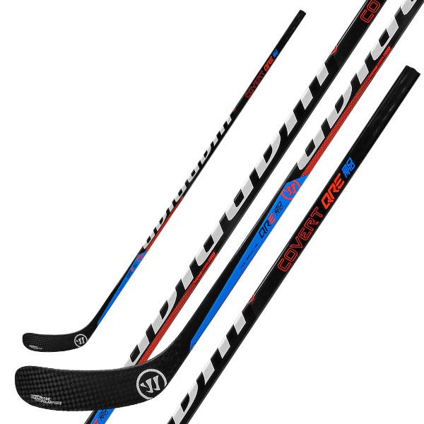 WARRIOR Covert QRE 20 Pro Grip Hockey Stick- Jr