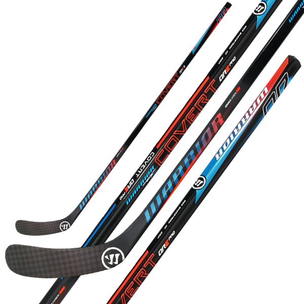 WARRIOR Covert QRE Pro Grip Hockey Stick- Sr