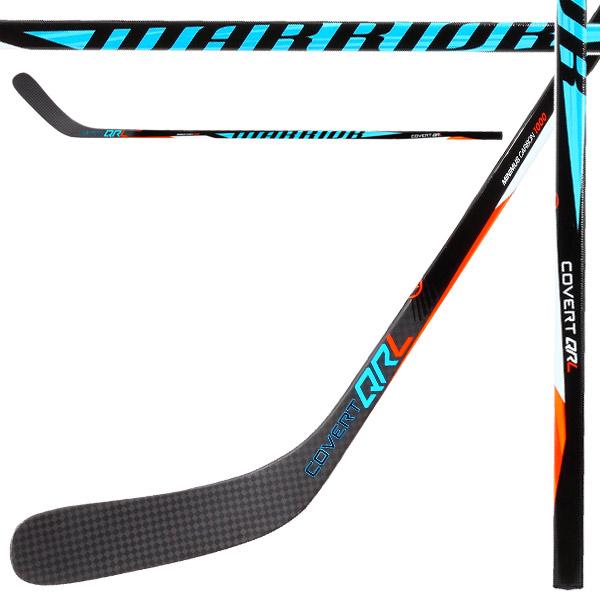 c9f0b352f34 WARRIOR Covert QRL Grip Hockey Stick - Jr
