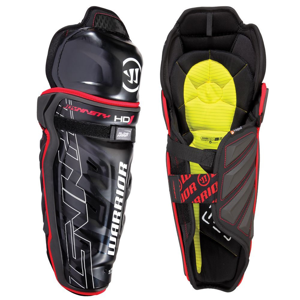 Warrior Dynasty Hd1 Shin Guards Sr