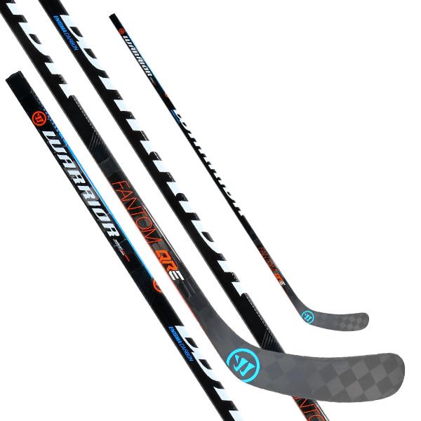 WARRIOR Fantom QRE Grip Hockey Stick- Sr